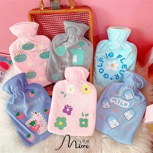 Túi chườm giữ nhiệt sữa Milk