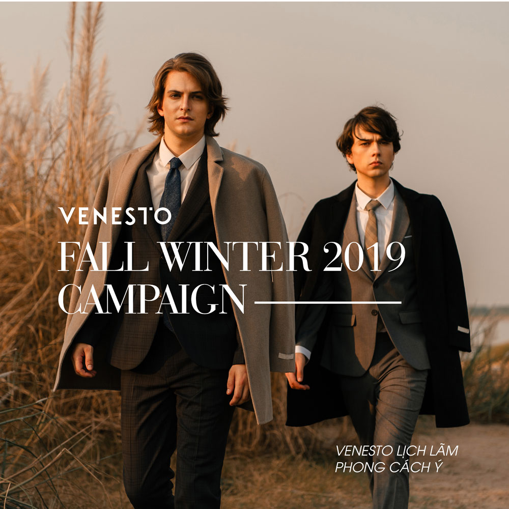 FALL WINTER 2019 CAMPAIGN VENESTO