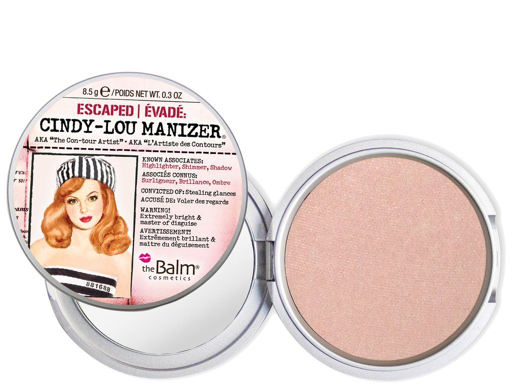 THE BALM - Bảng tạo khối Private Highlighter, Shimmer, Eyeshadow BeeTee  Beauty