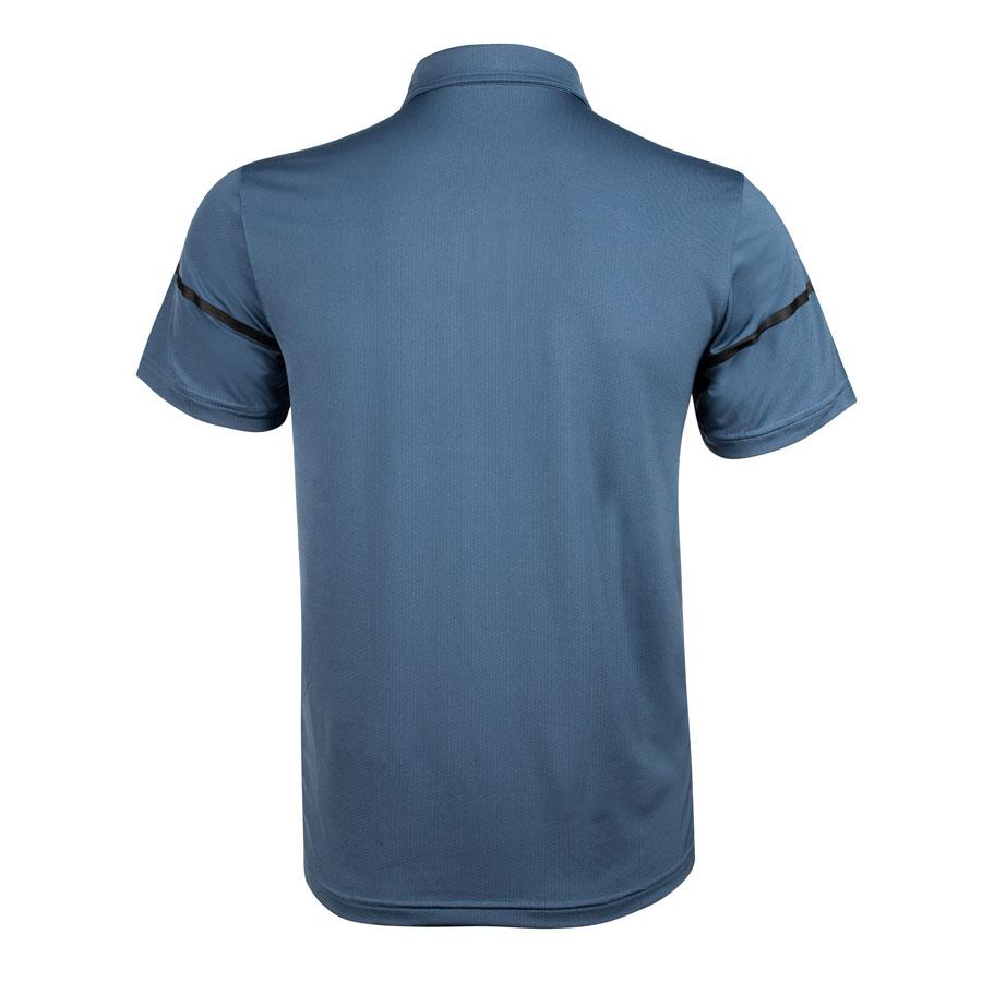 Áo thể thao nam cao cấp Breli - BAS2006-1C-BLG (Xám xanh)