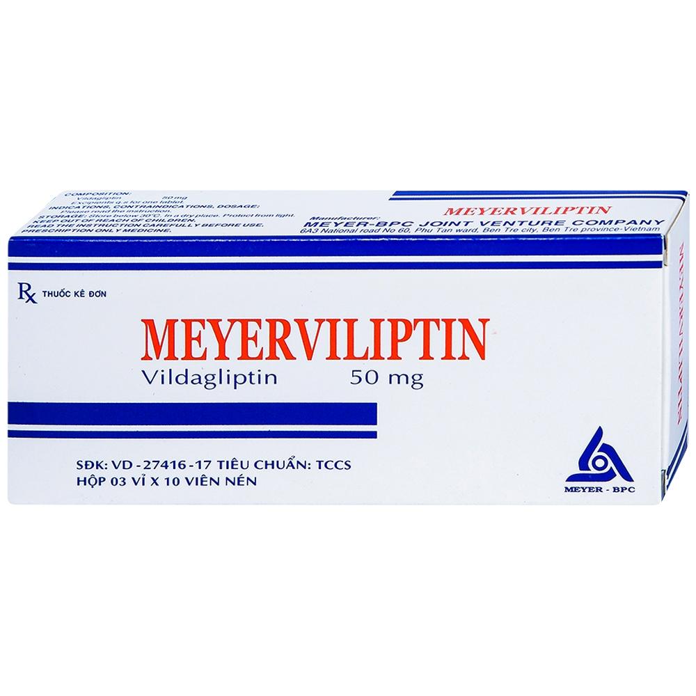 Meyerviliptin 50mg
