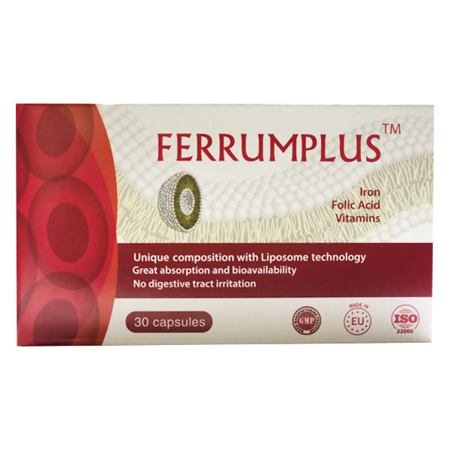 Ferrum Plus viên