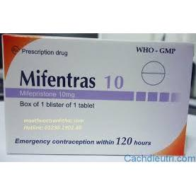 Mifentras 10mg