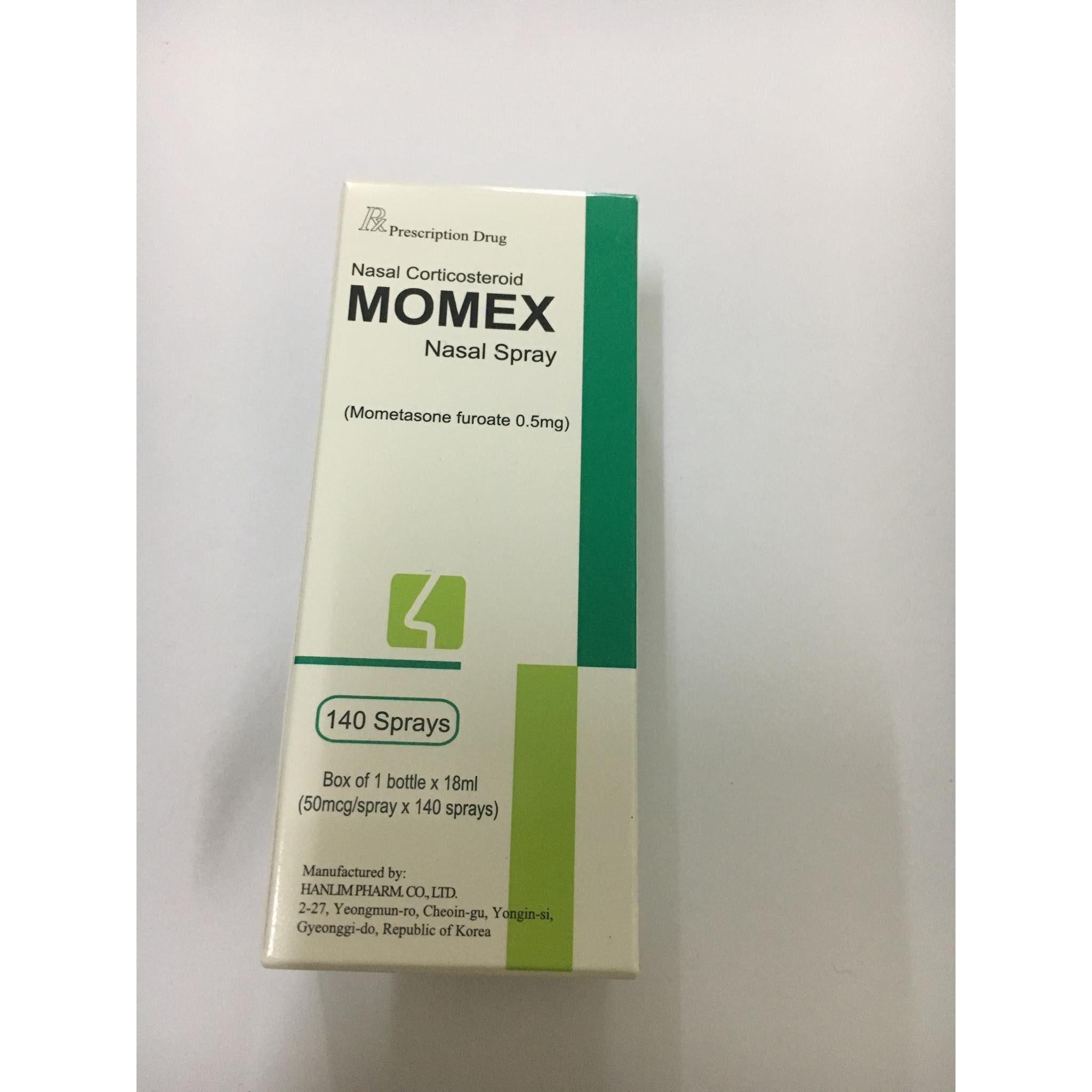 Momex 140 liều