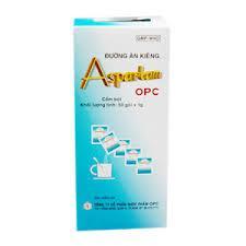 Aspartam - OPC