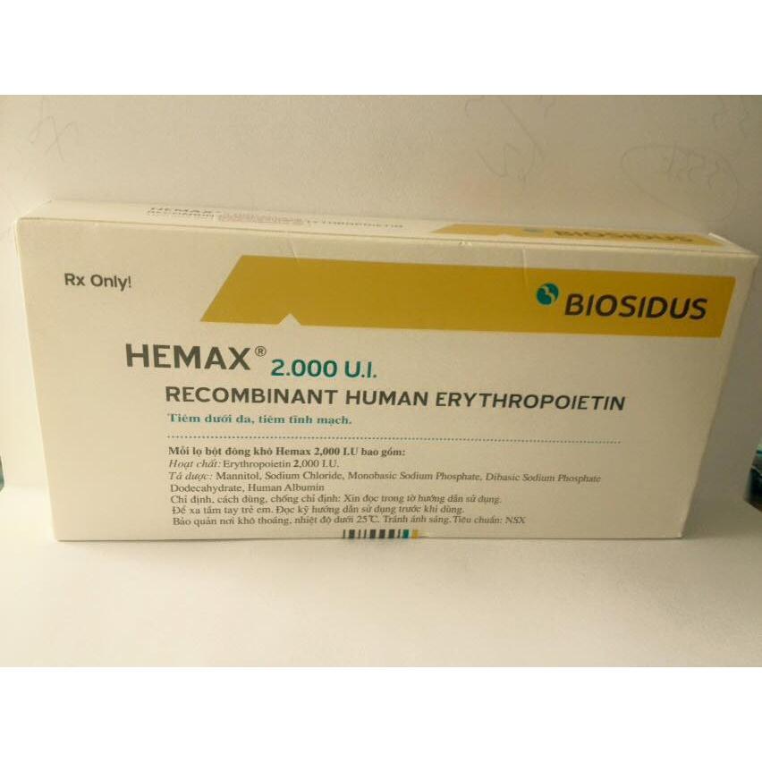 Hemax 2000IU