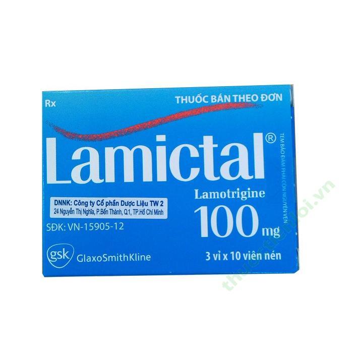Lamictal 100mg