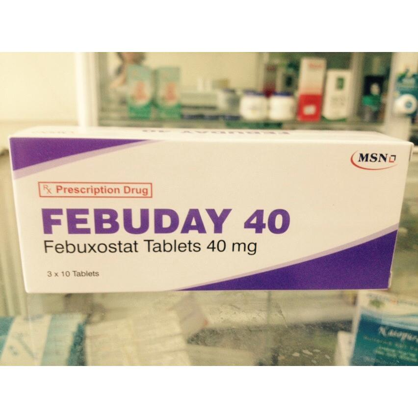 Febuday 40mg