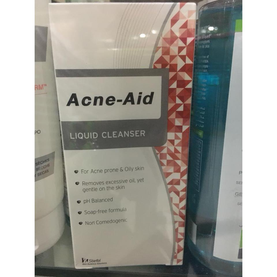 ACNE AID LIQUID CLEANSER 100ML