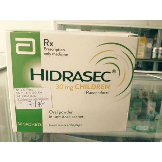 Hidrasec 30mg