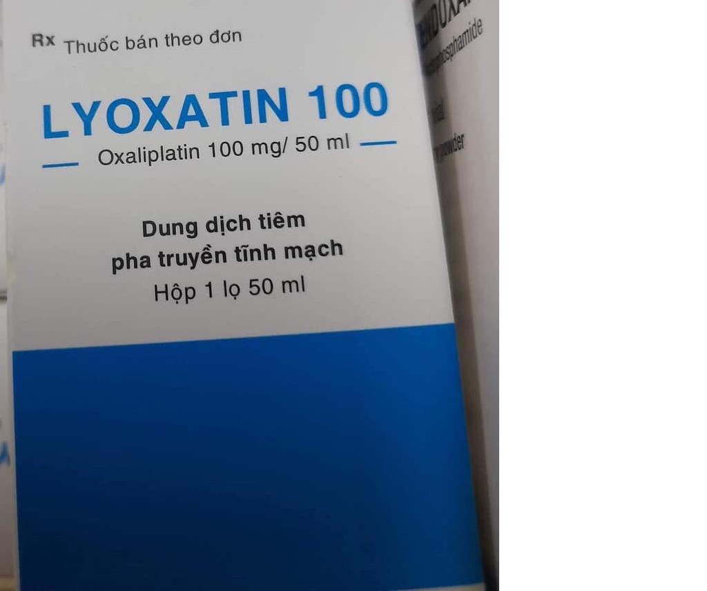 Lyoxatin 100mg