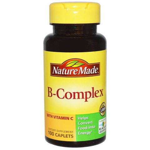 B Complex Nature Made 100 viên