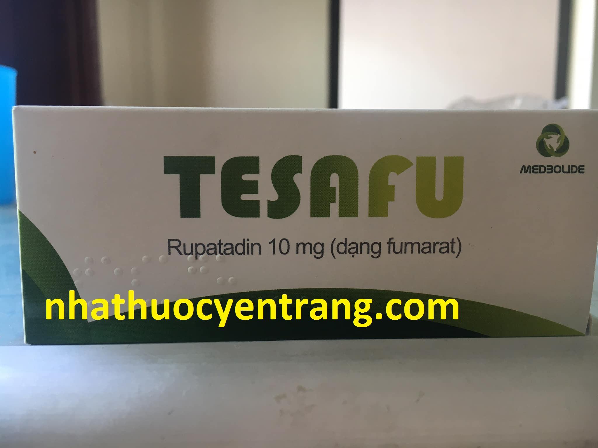Tesafu 10mg