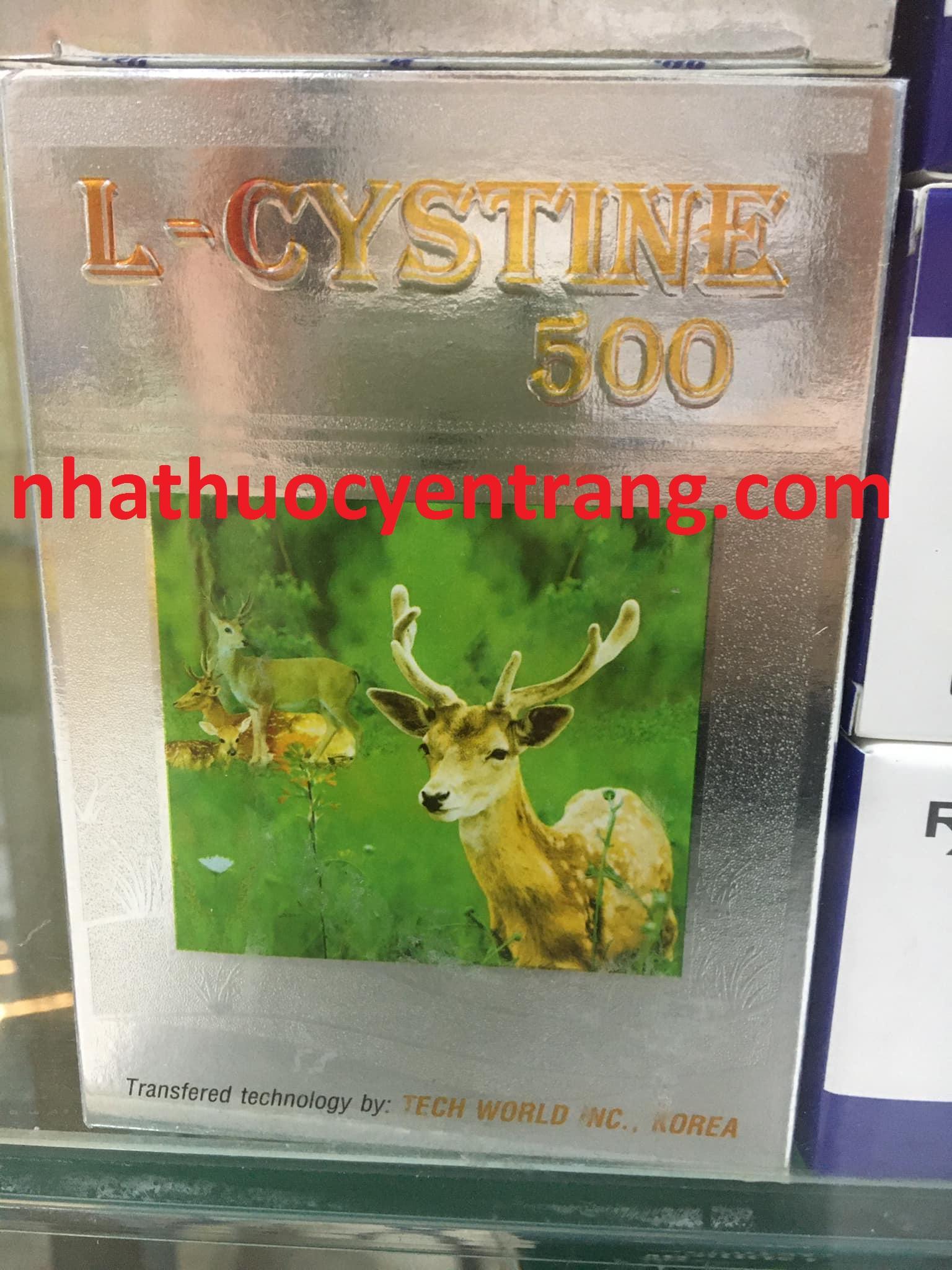 L-Cystine 500