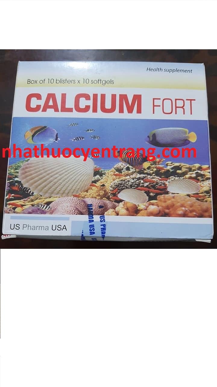 Calcium Fort