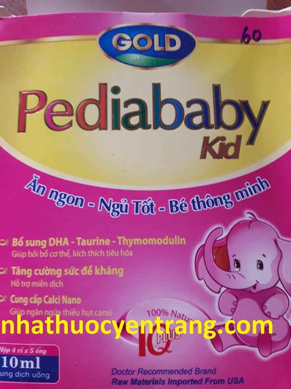 Pediababy kid