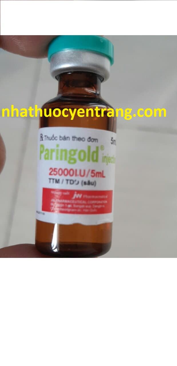 Paringold