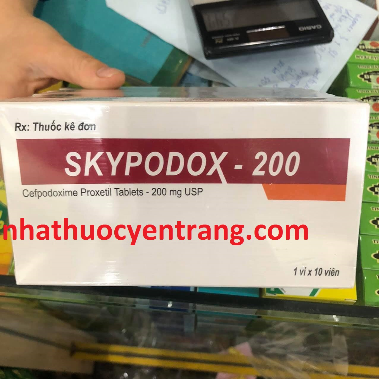 Skypodox 200mg
