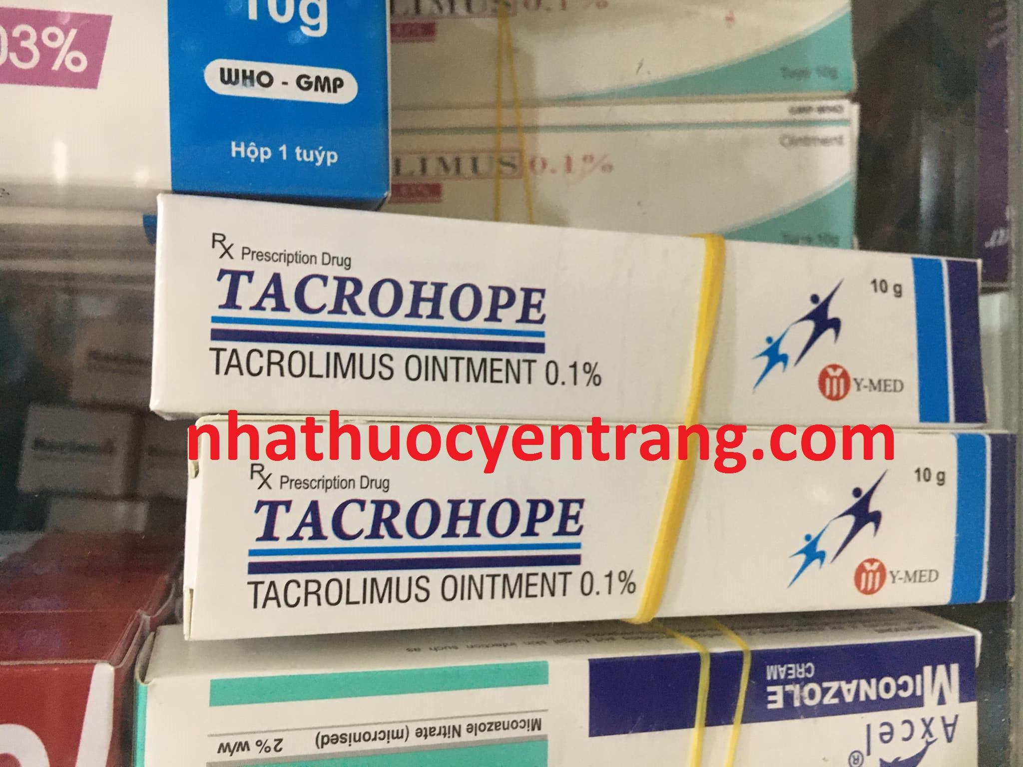 Tacrohope 0.1%