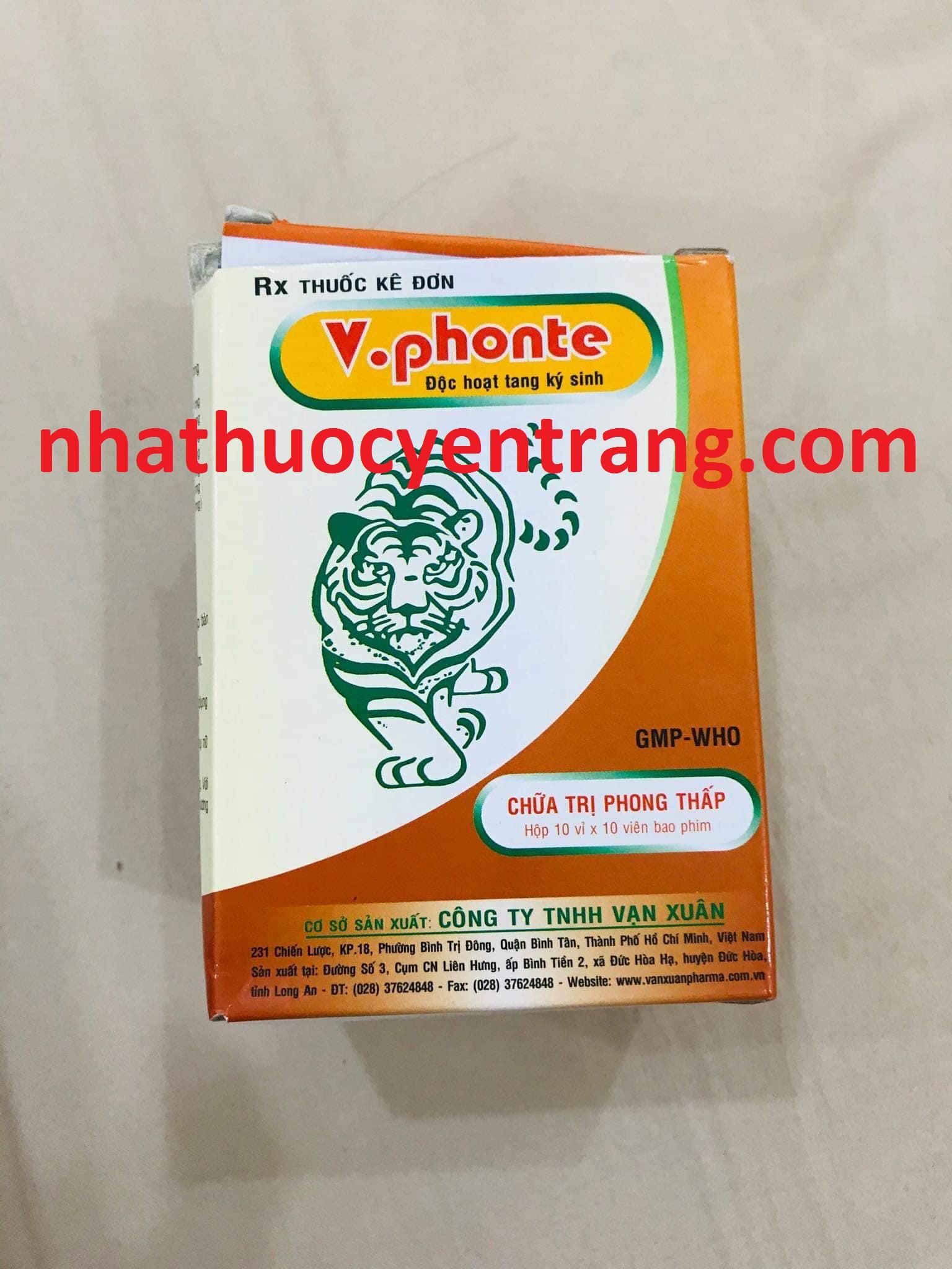 V-Phonte