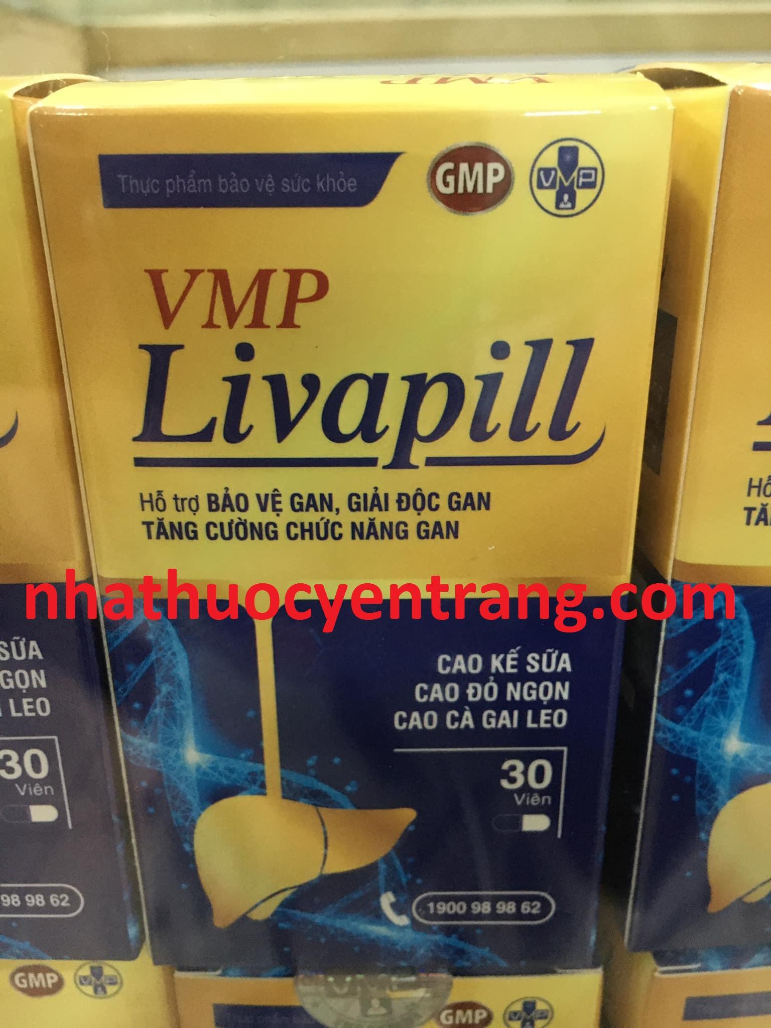 VMP LIVAPILL