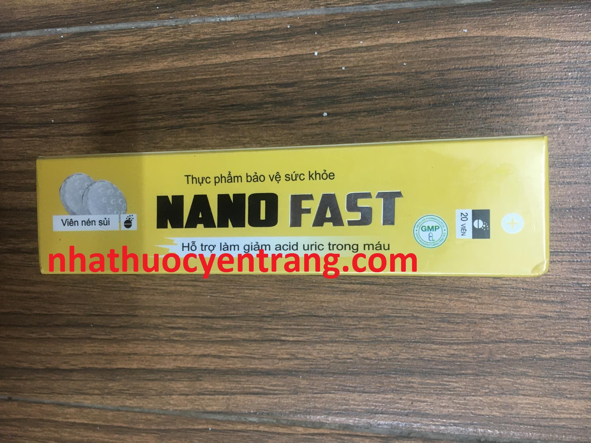 Nano Fast