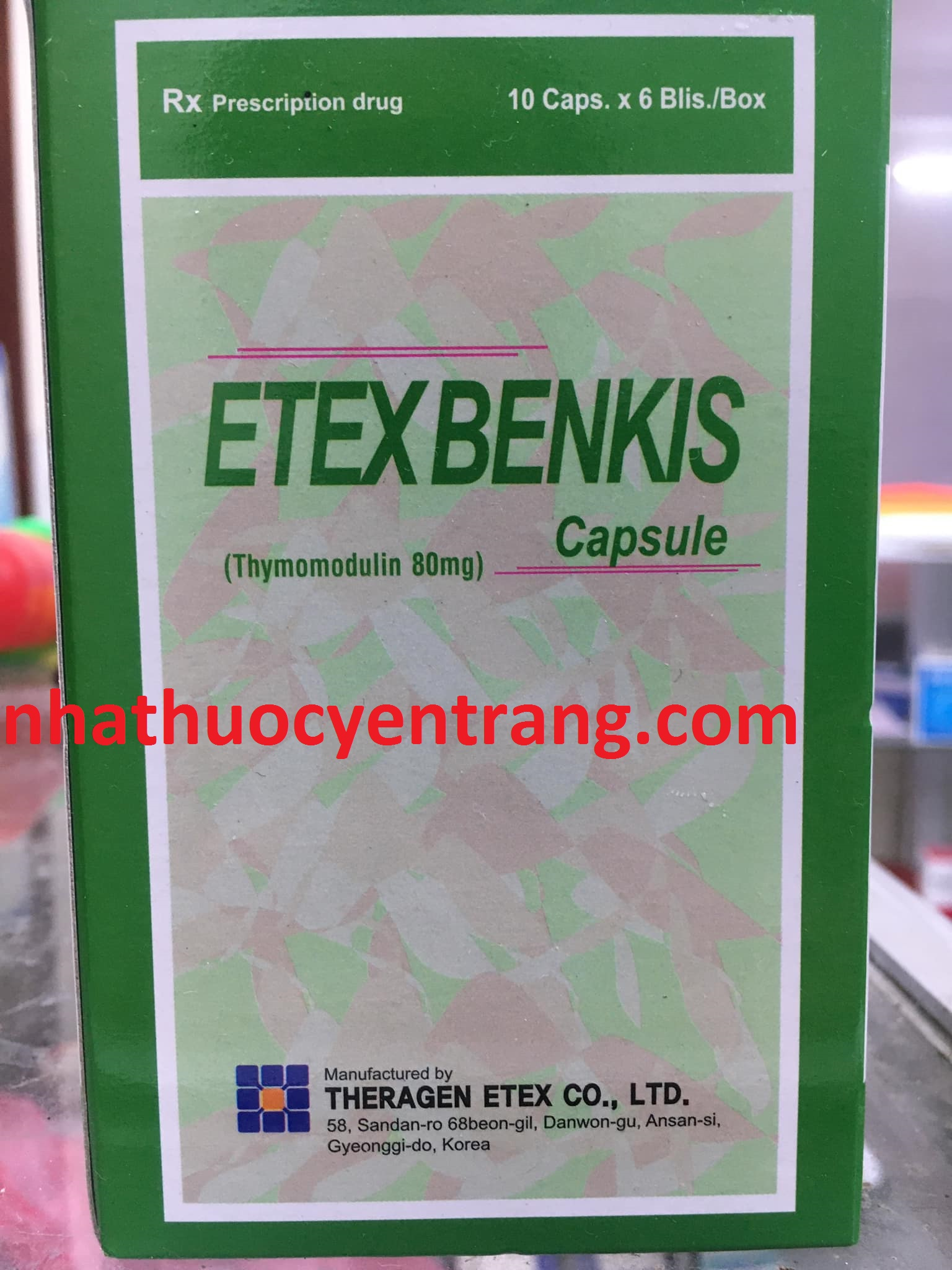 Etex Benkis