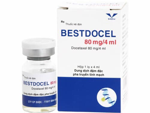 Bestdocel 80mg/4ml