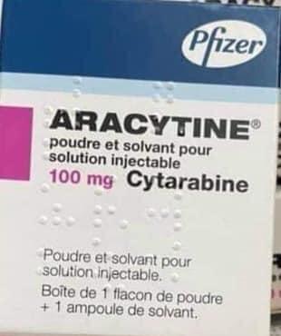 Aracytine 100mg