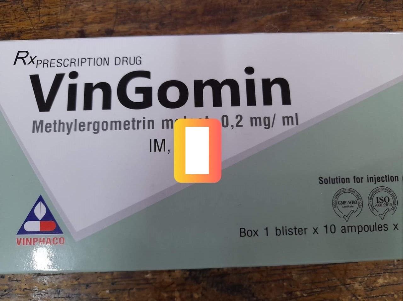 Vingomin 0.2mg/ml