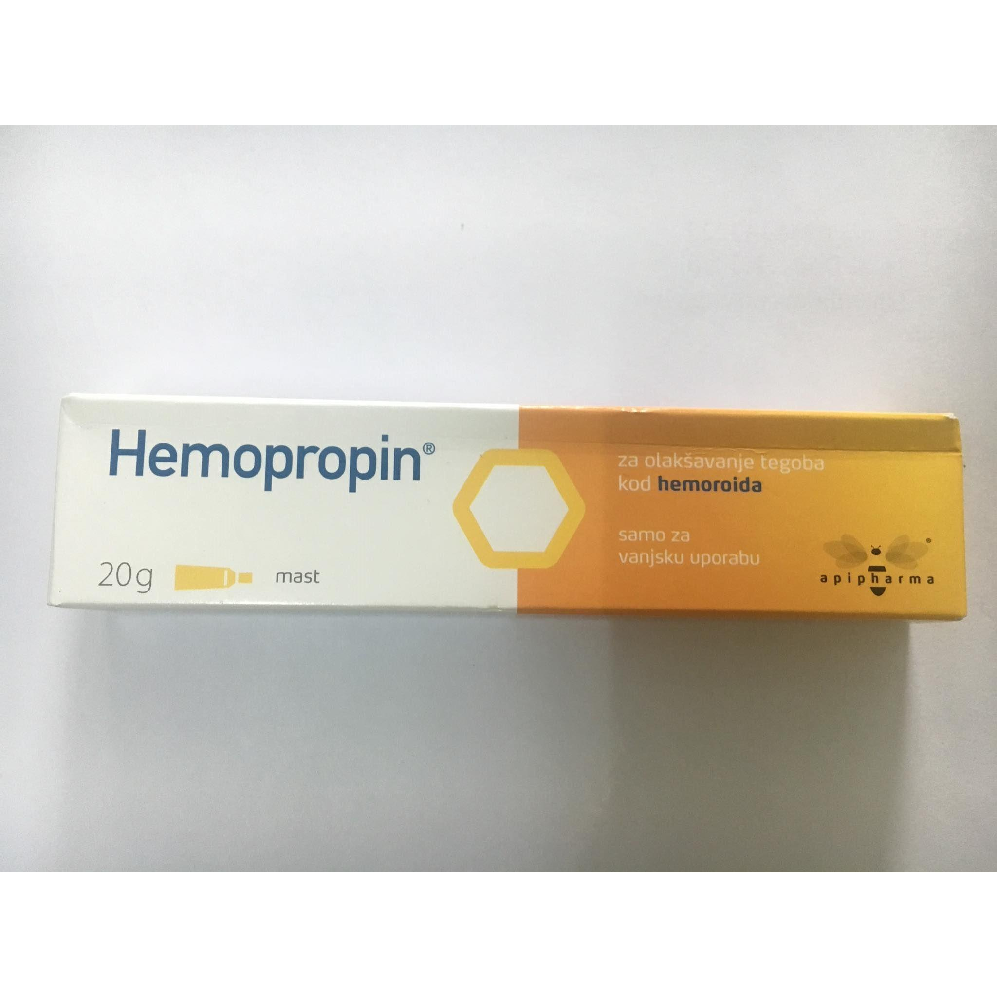 Hemopropin 20g