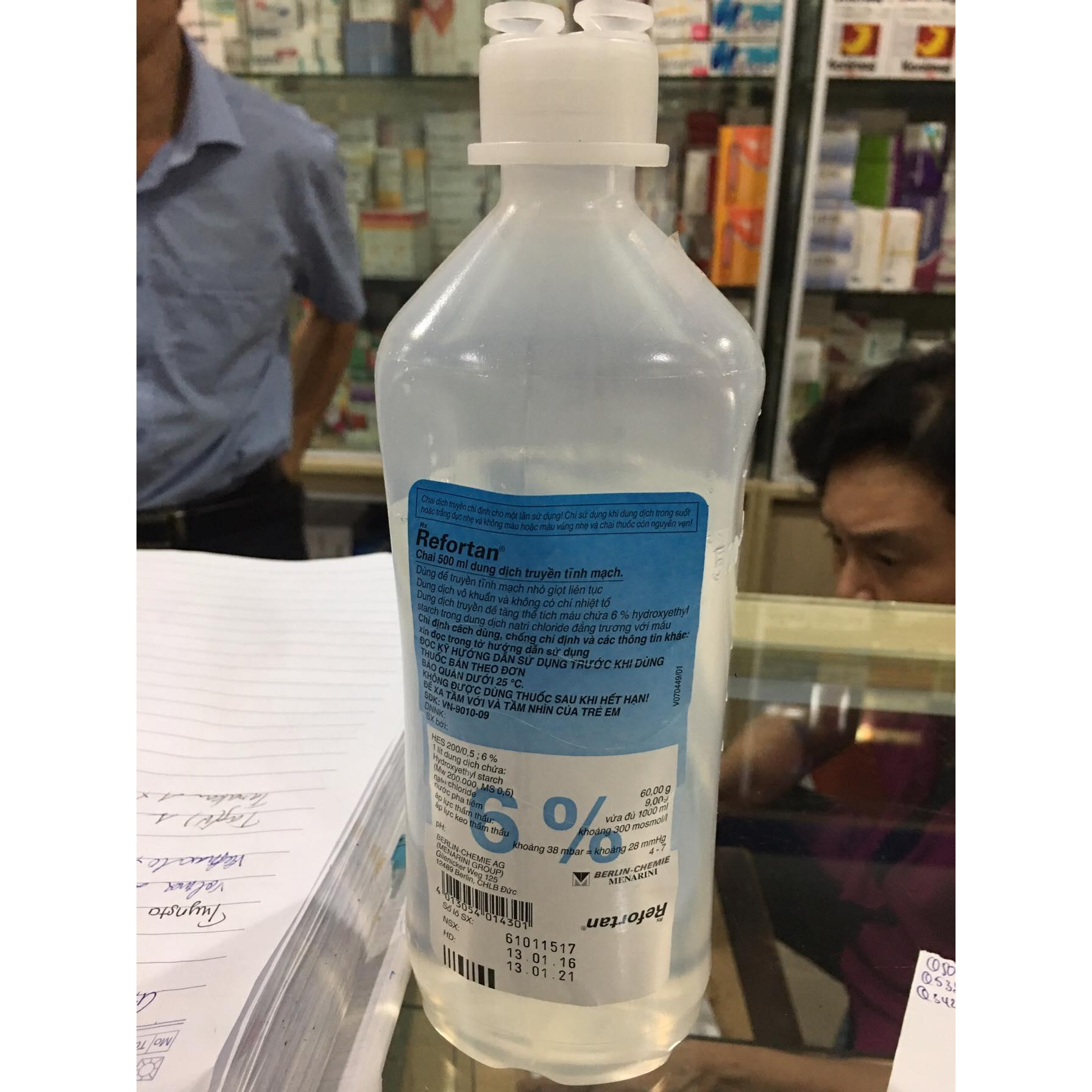Refortan 6% - 500ml