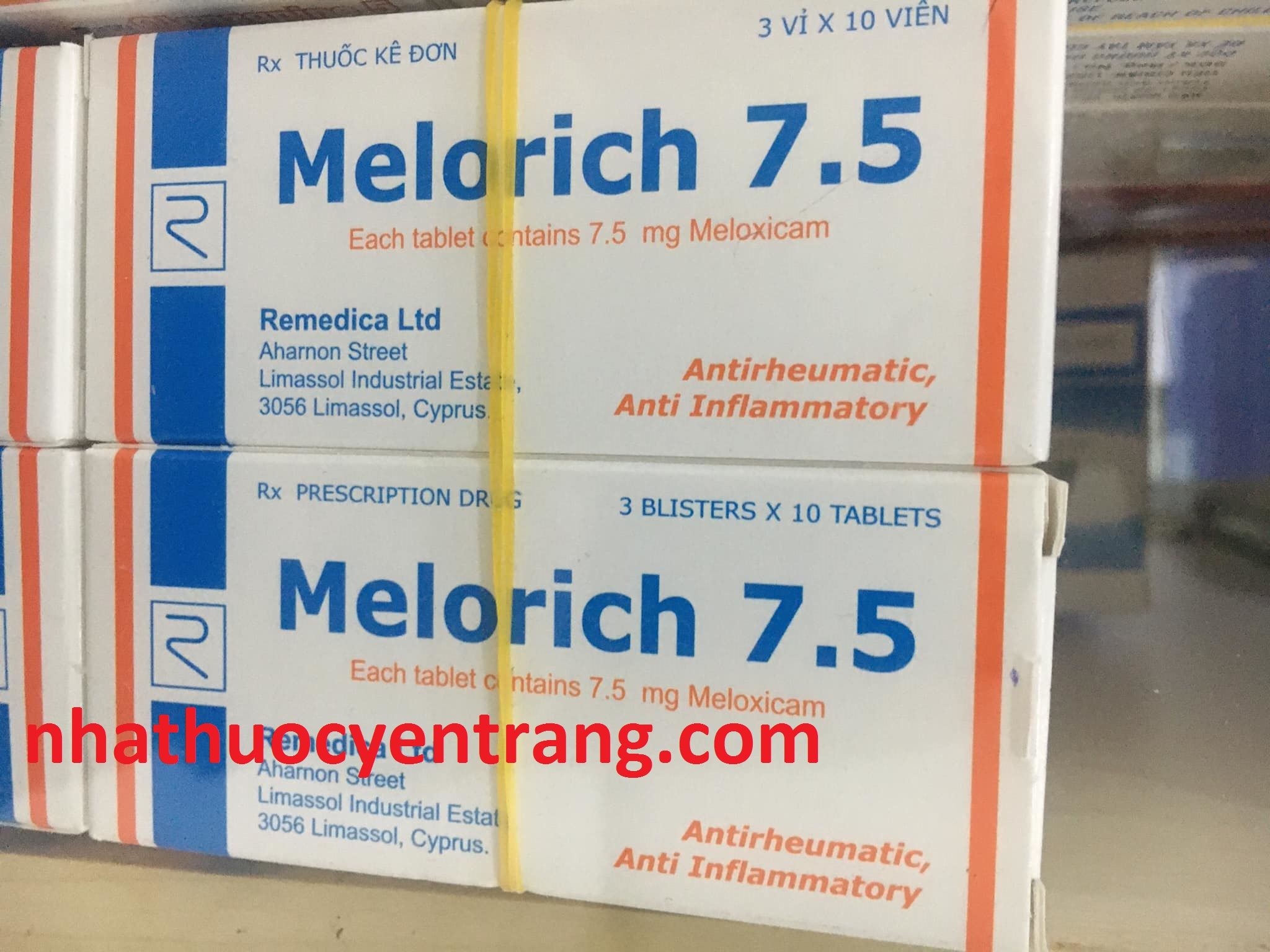 Melorich 7.5mg
