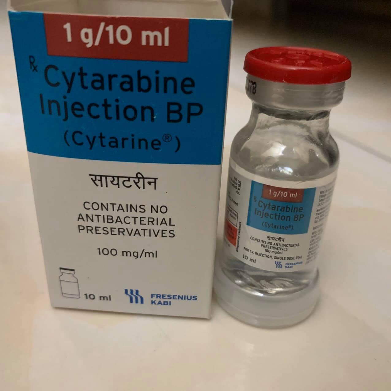 Cytarabine 1g/10ml