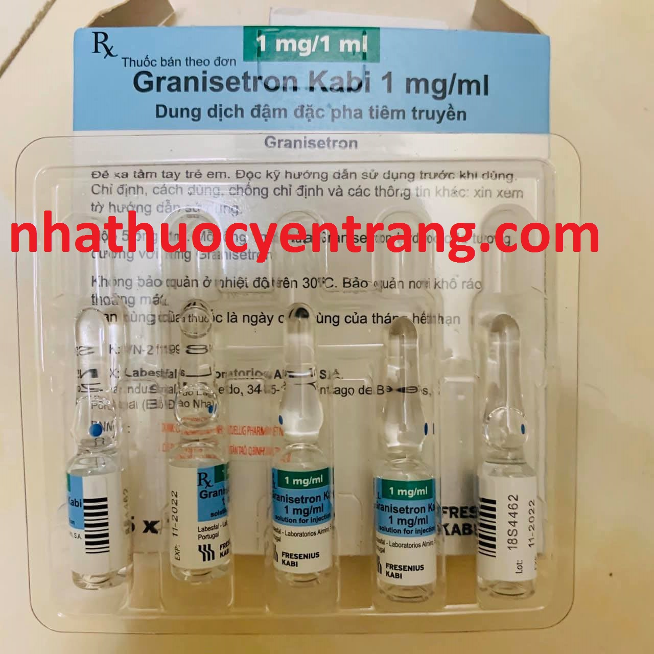 Granisetron 1mg/ml