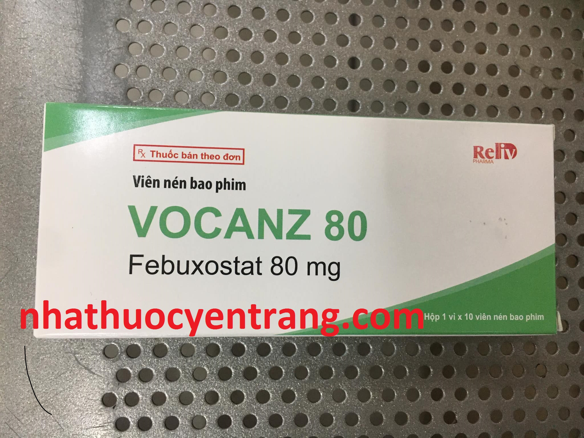 Vocanz 80mg