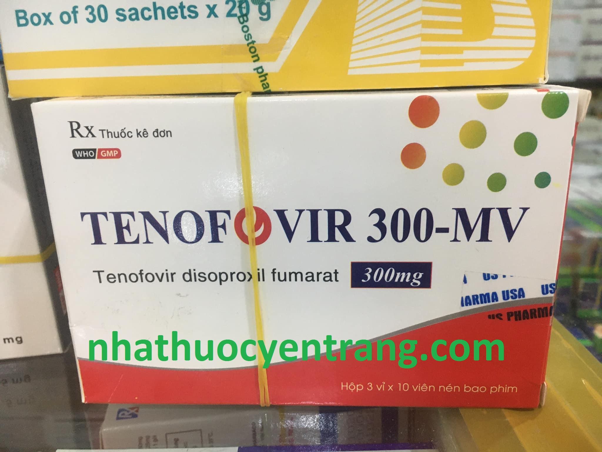 Tenofovir 300 - MV