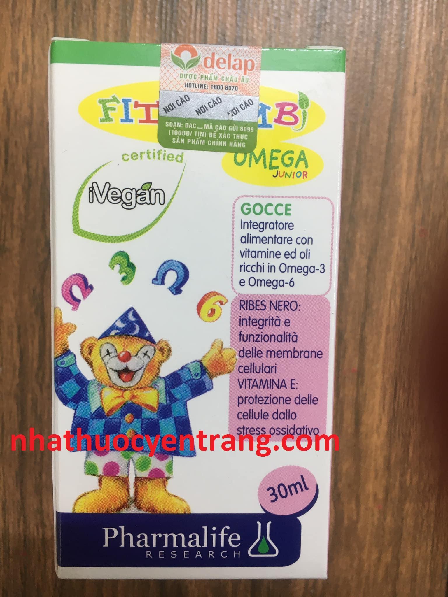 Fitobimbi Omega