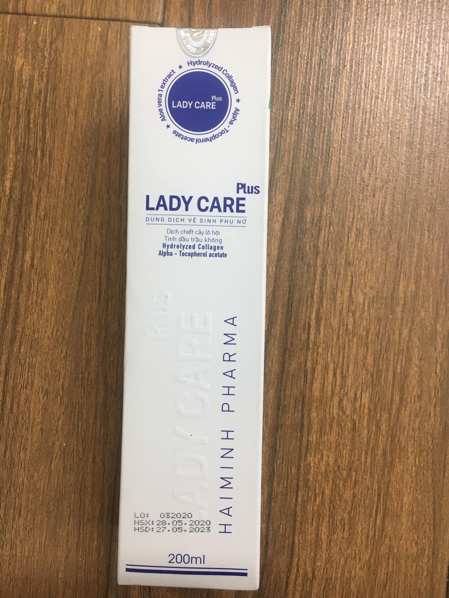 Lady Care Plus