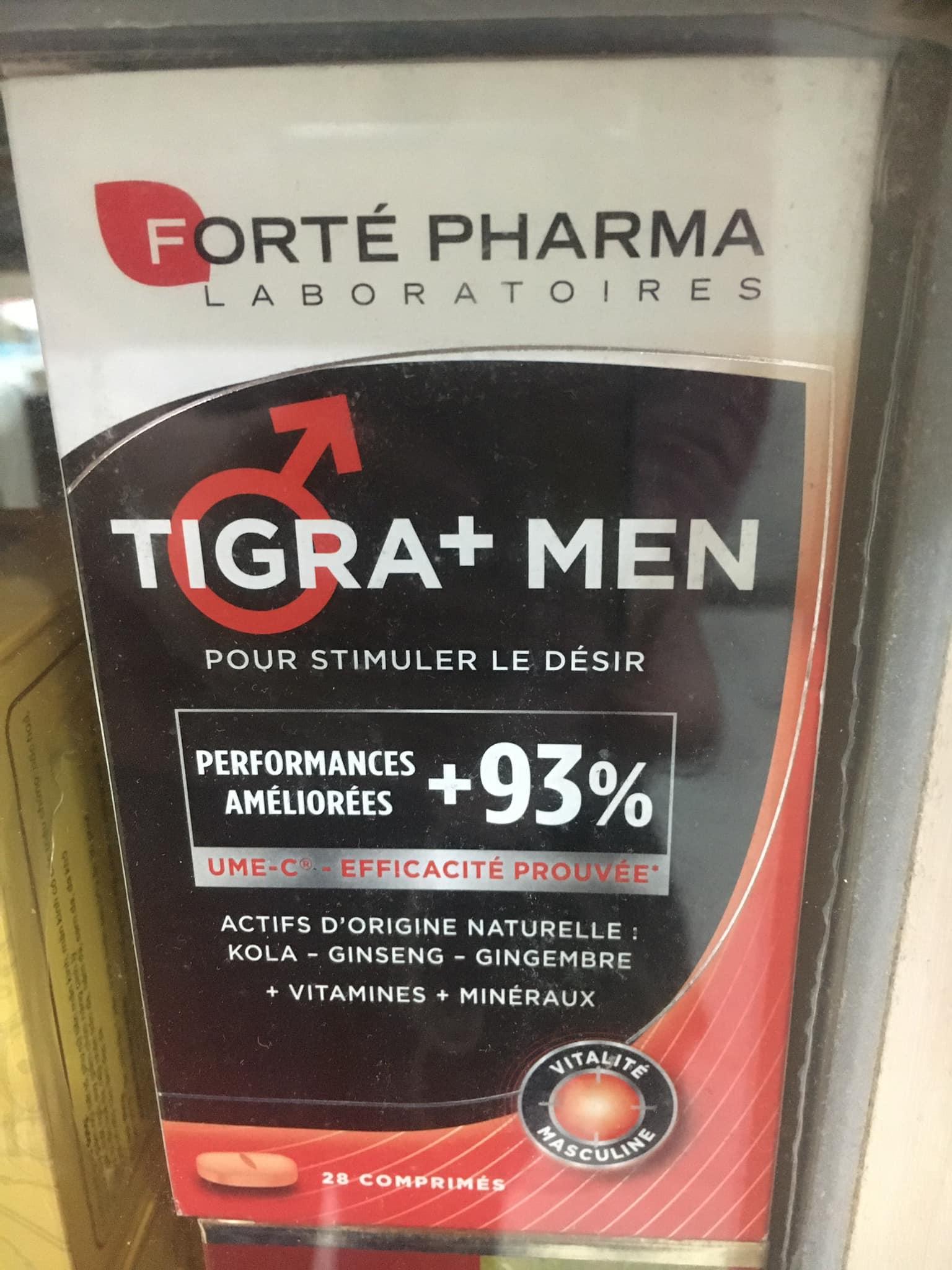 Tigra+ Men