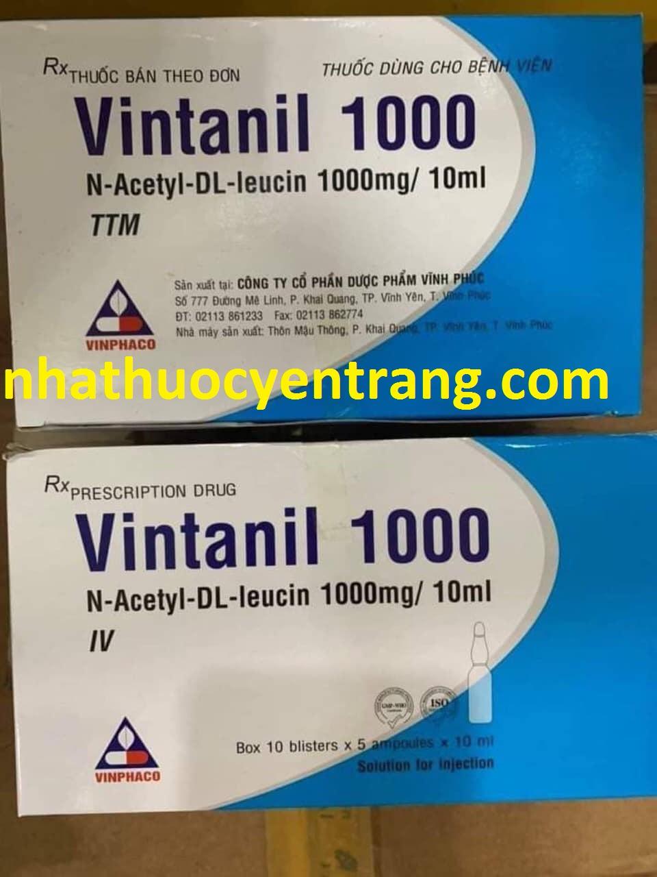 Vintanil 1000mg/10ml