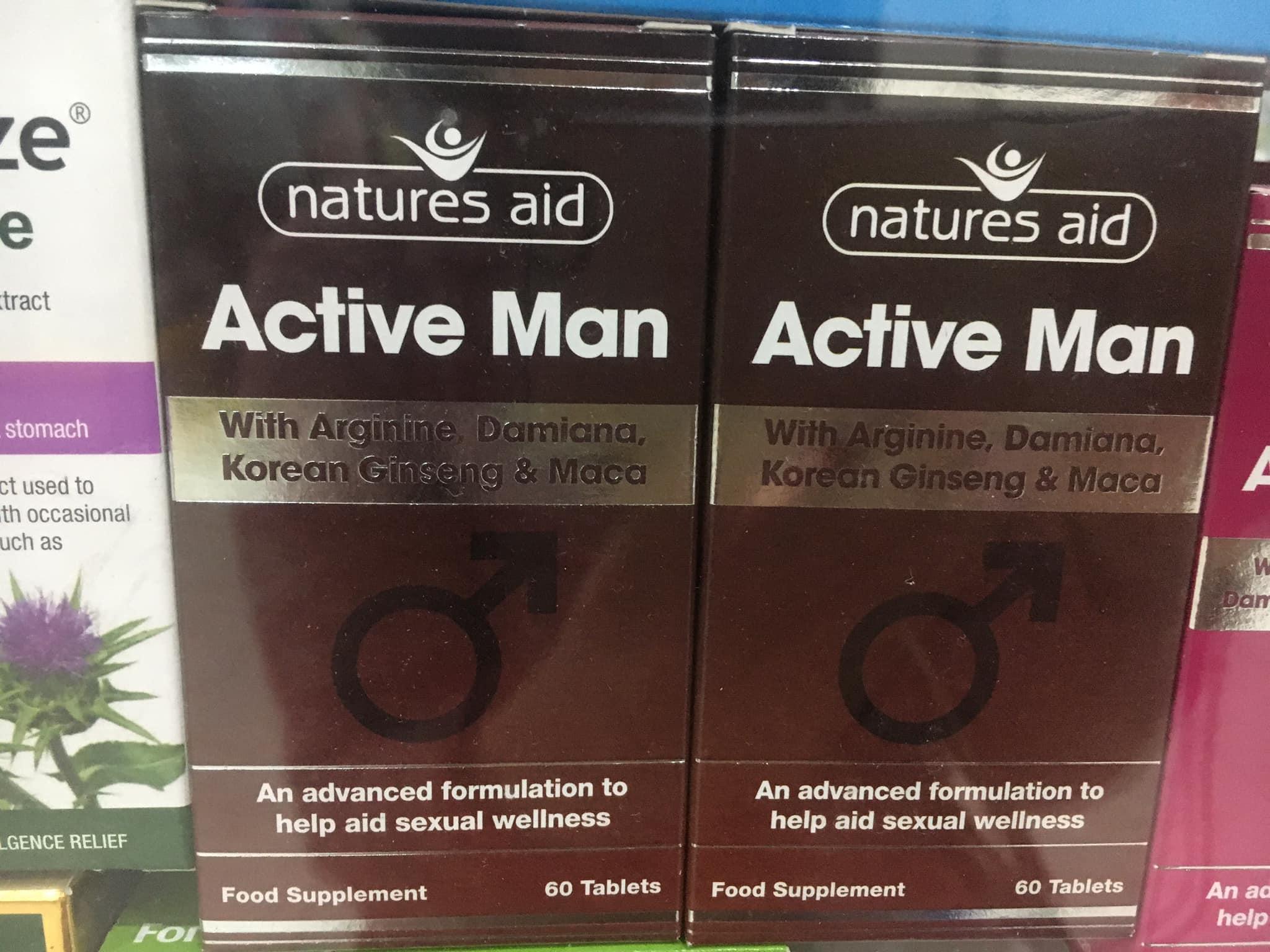 Active Man 60 viên