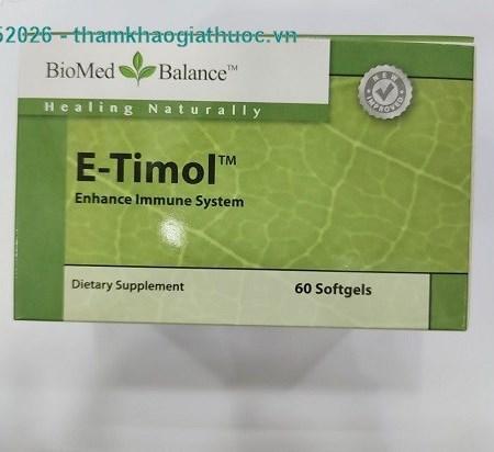 E - Timol