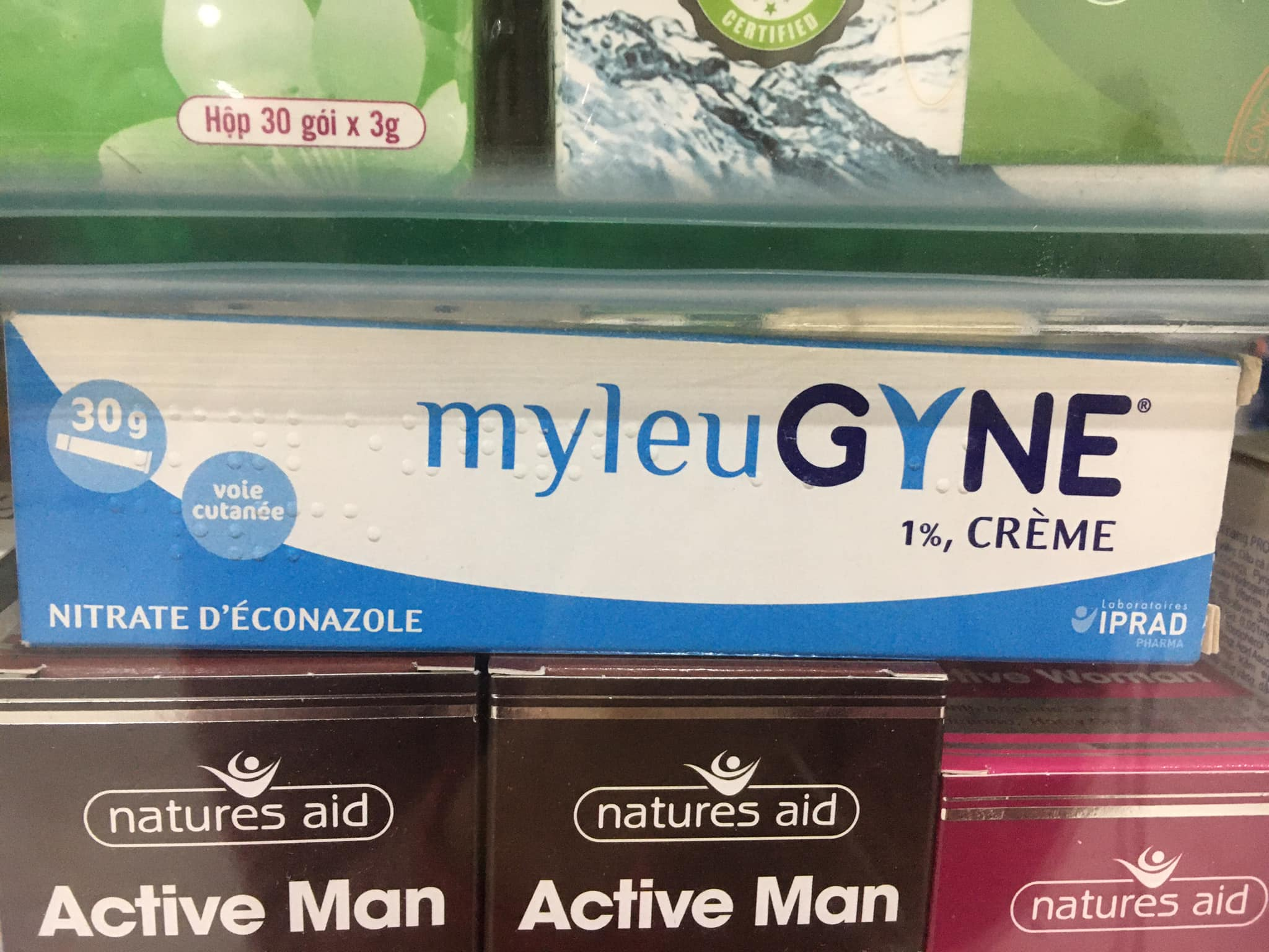 Myleugyne  1% cream