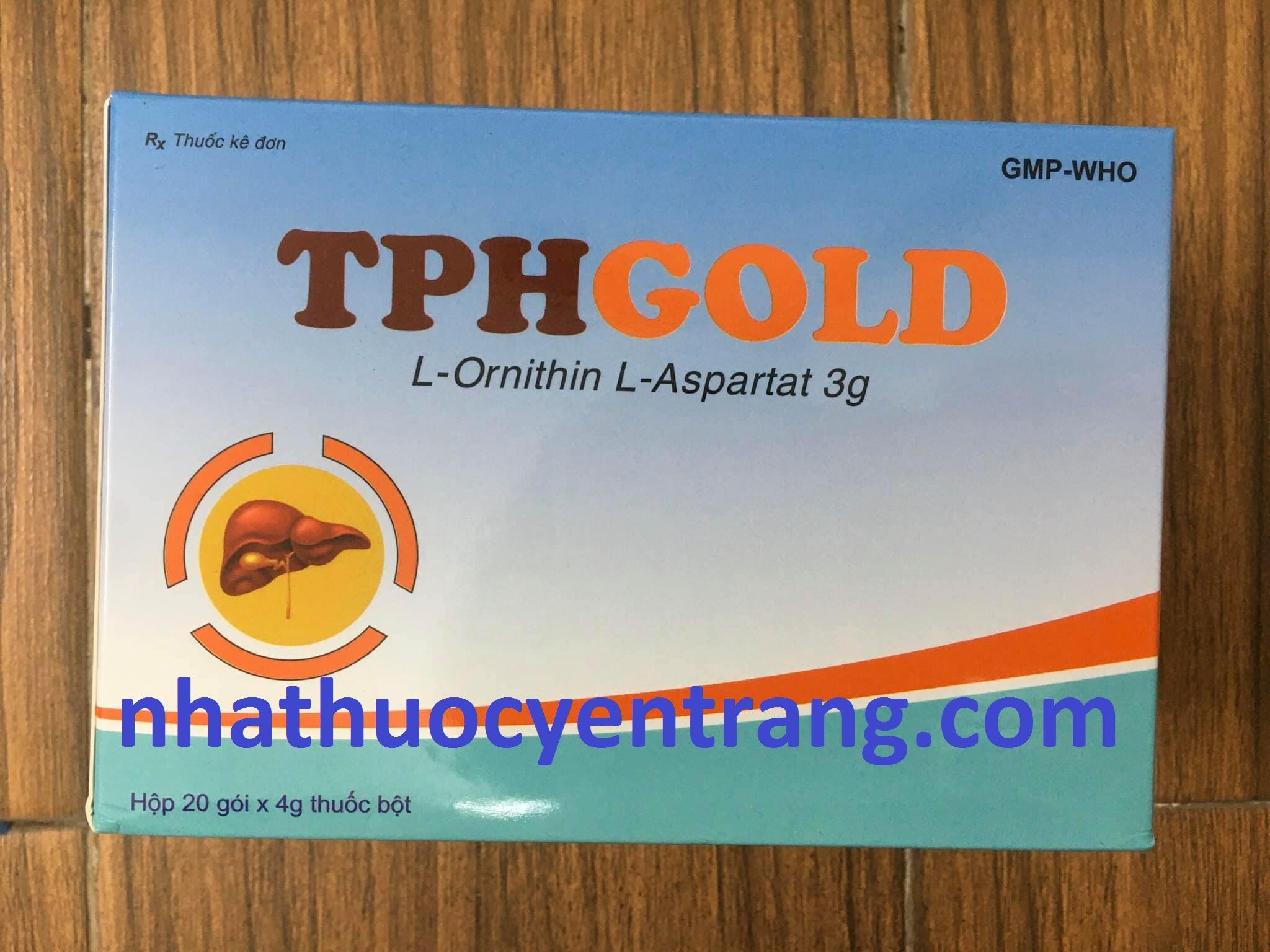 TPH Gold