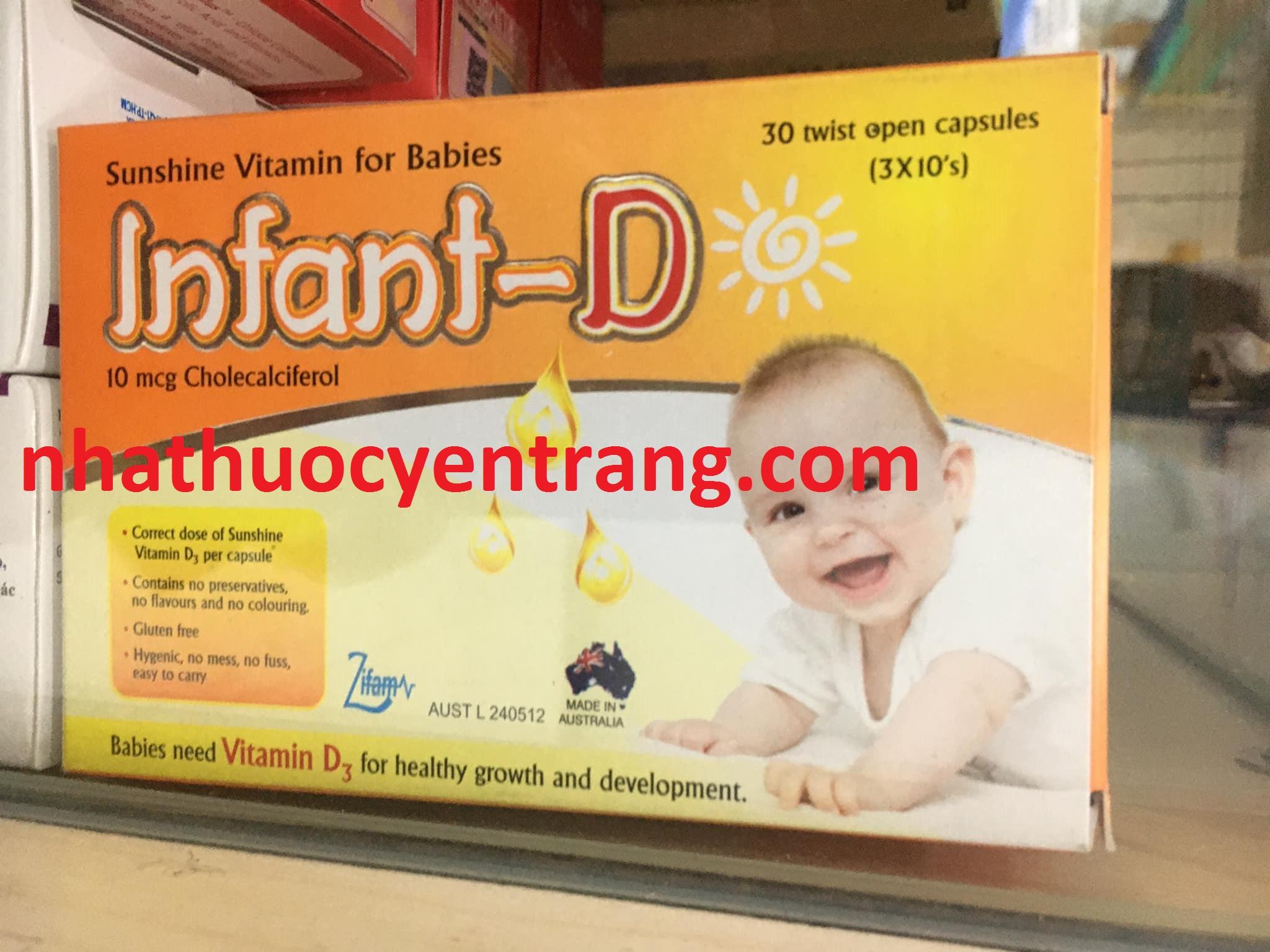 Infant - D