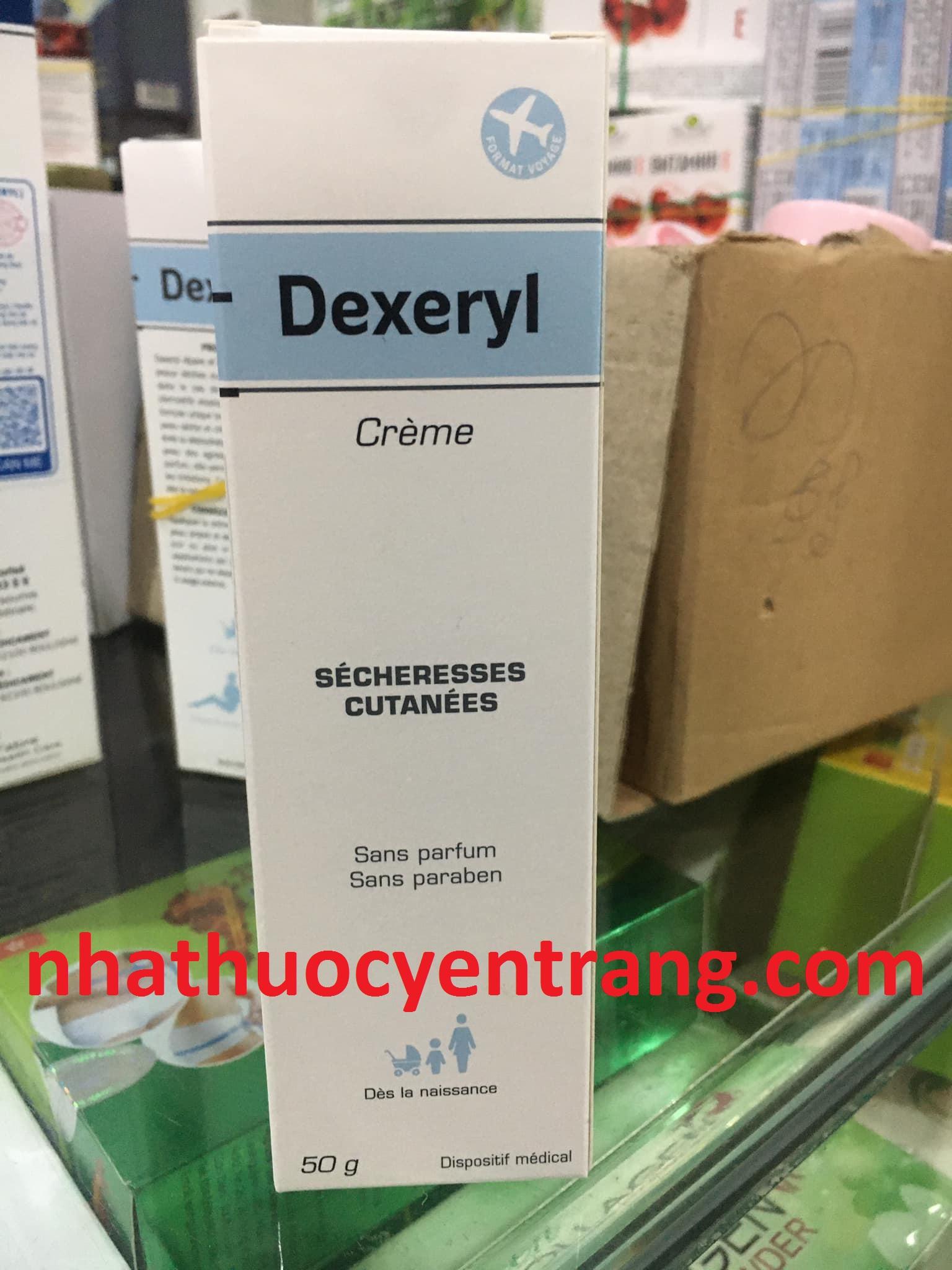 Dexeryl cream 50g