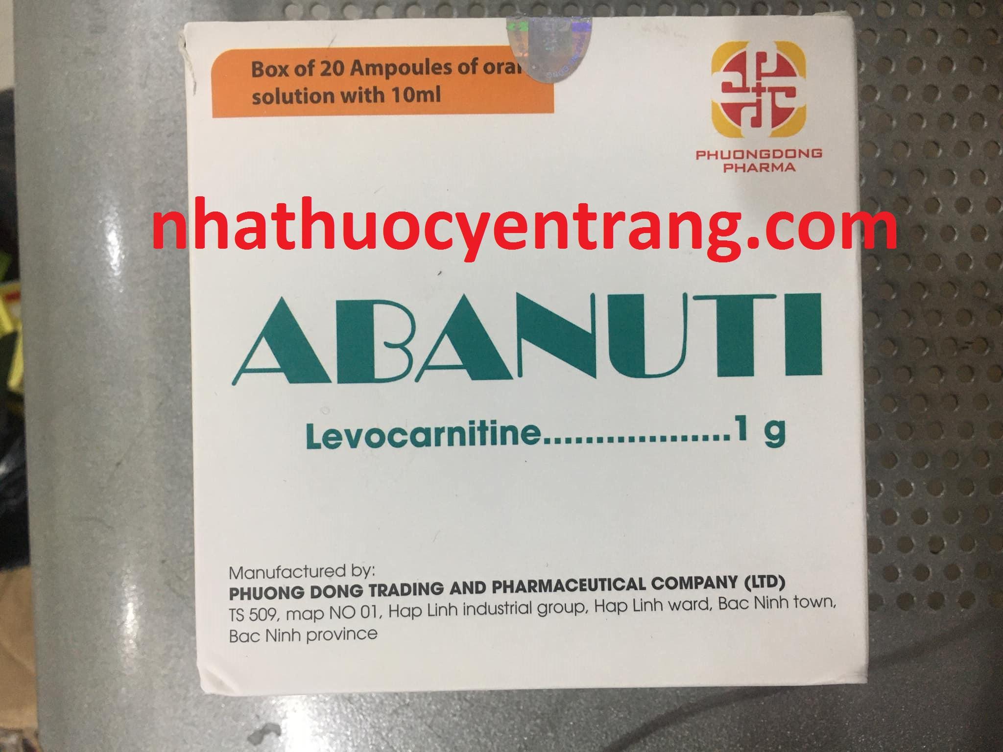 Abanuti