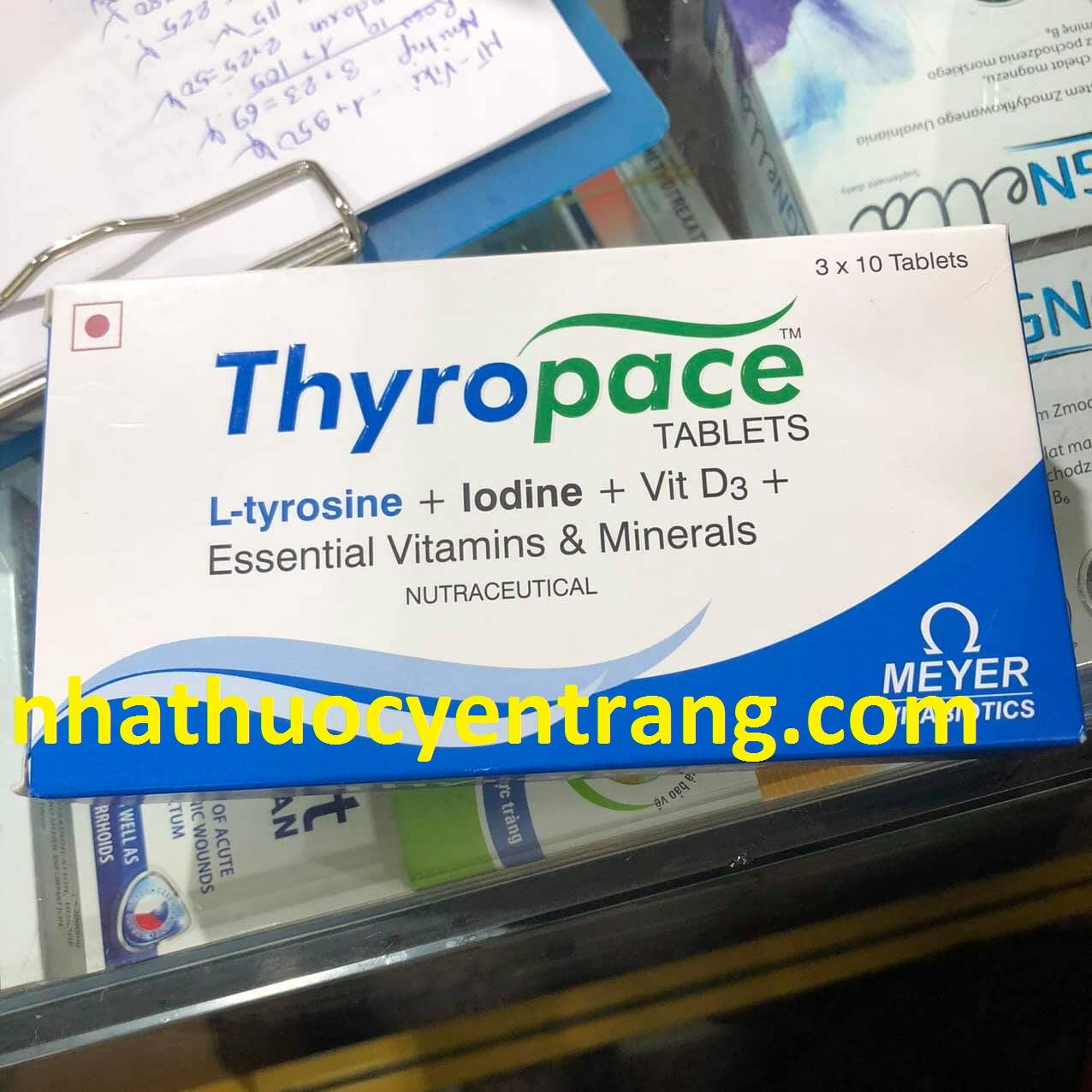 Thyropace