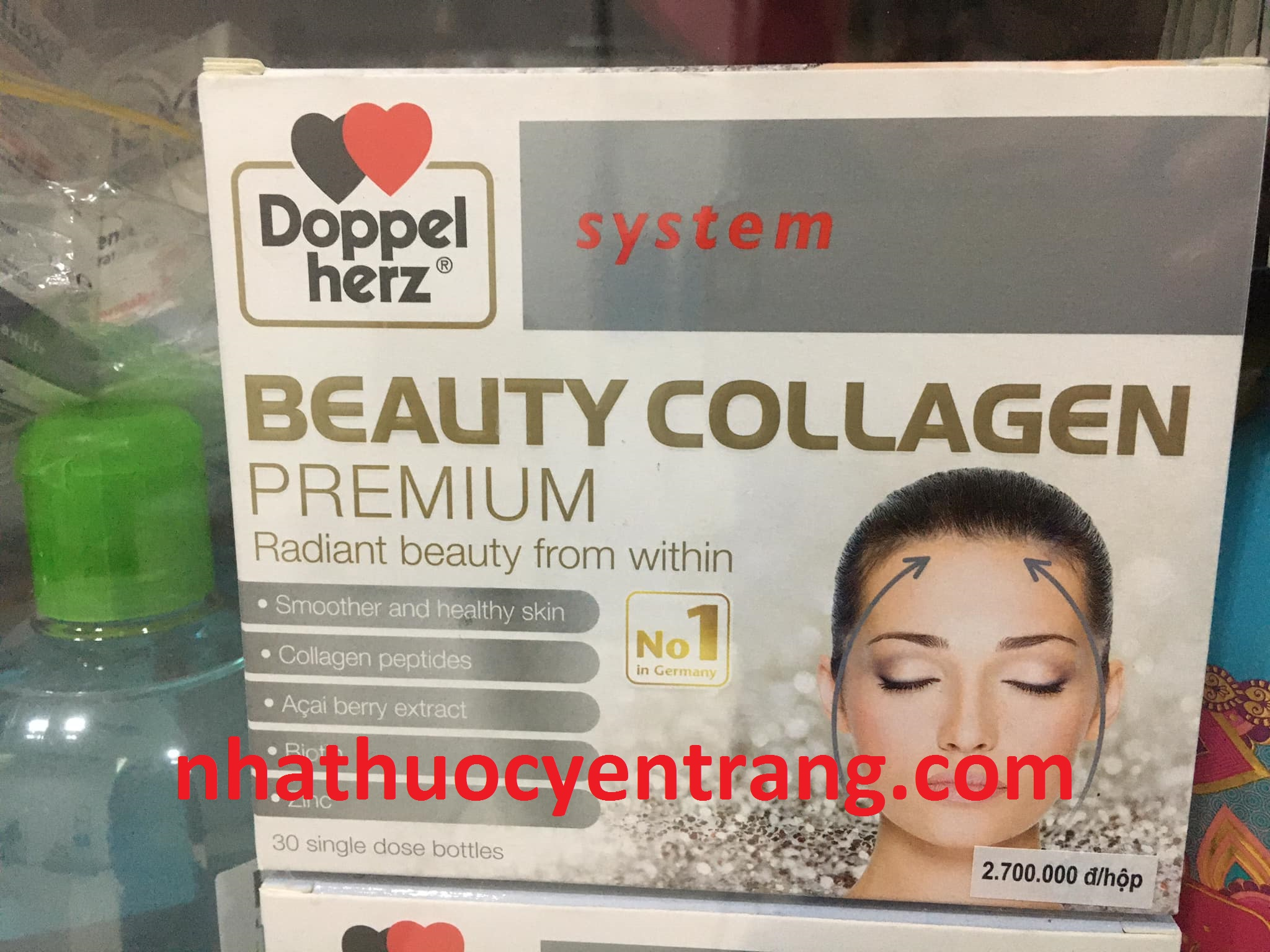 Beauty Collagen 30 ống